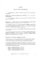 Règlement PLU 2004
